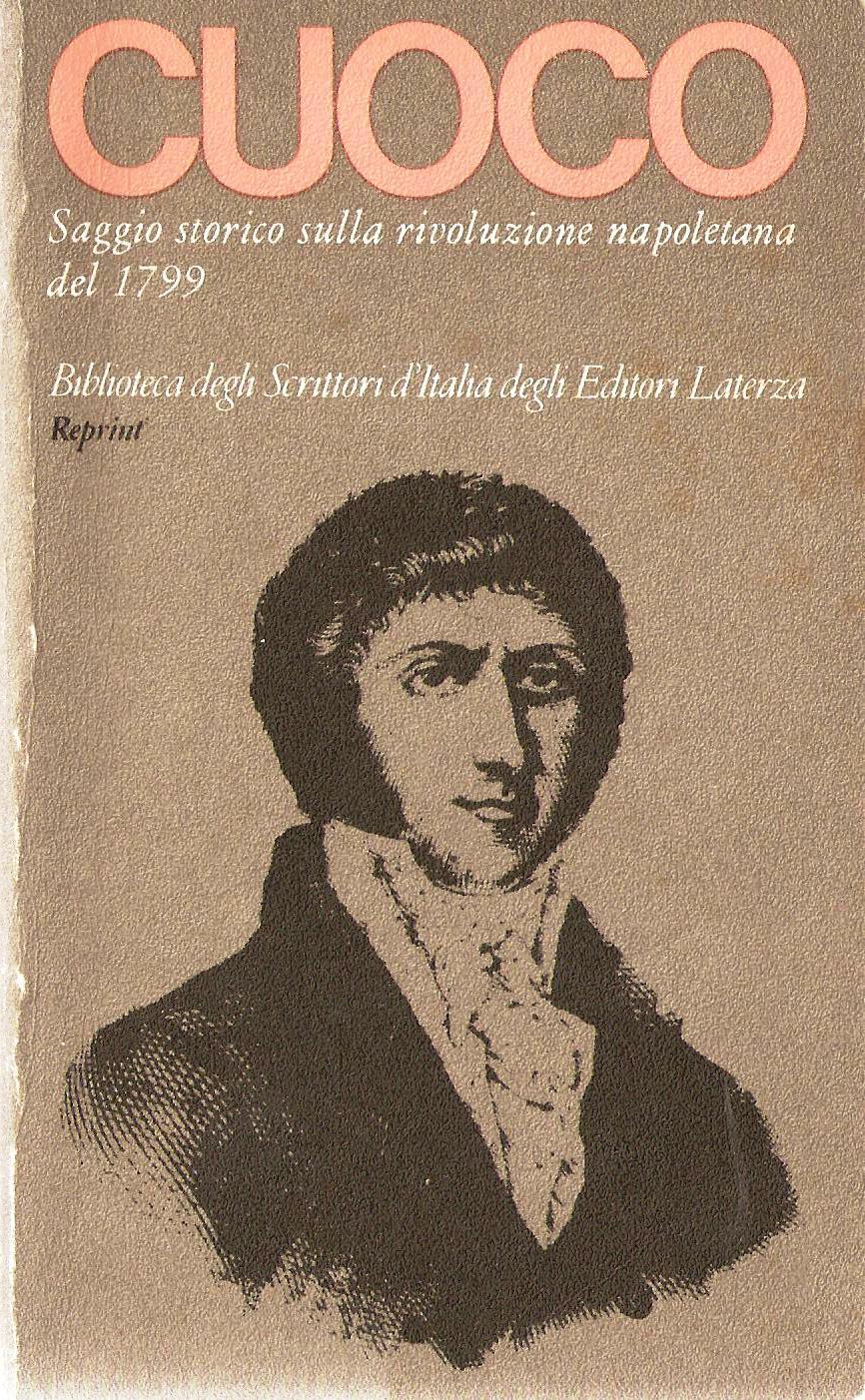 Saggio storico sulla rivoluzione napoletana del 1799