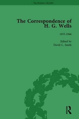 The Correspondence of H G Wells Vol 4