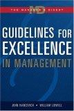 Guidelines for Excel...