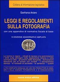 Leggi e regolamenti sulla fotografia