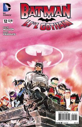 Batman: Li'l Gotham Vol.1 #12