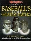 The Sporting News Selects Baseball's Greatest Players