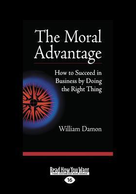 The Moral Advantage