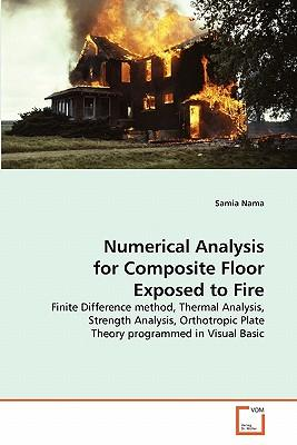 Numerical Analysis for Composite Floor Exposed to Fire