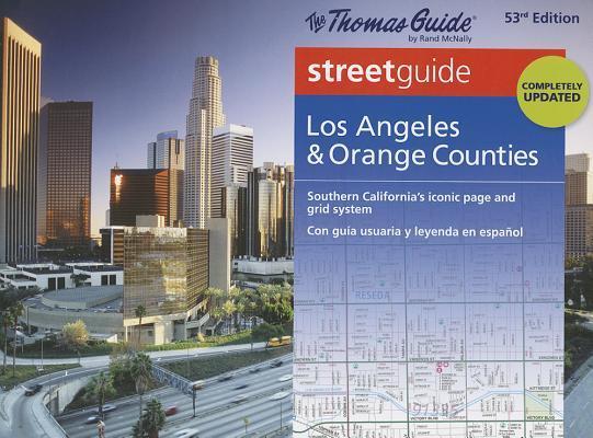 Thomas Guide Streetg...