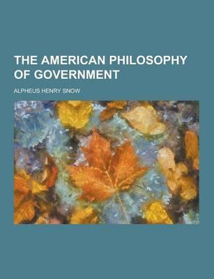 The American Philoso...