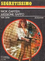 Nick Carter: missione Saffo
