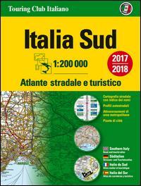 Atlante stradale Italia Sud 1