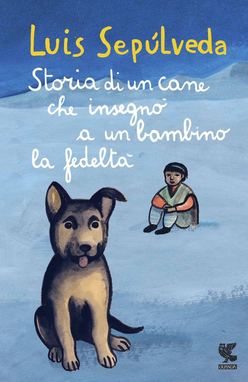 Storia di un cane che insegn a un bambino la fedelt for Piani di libri da favola