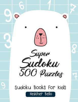 Super Sudoku 500 Puzzles