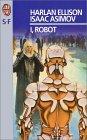 I, robot. Le scénario