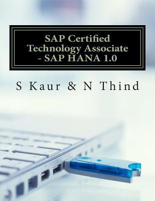 SAP Certified Technology Associate - SAP HANA 1.0