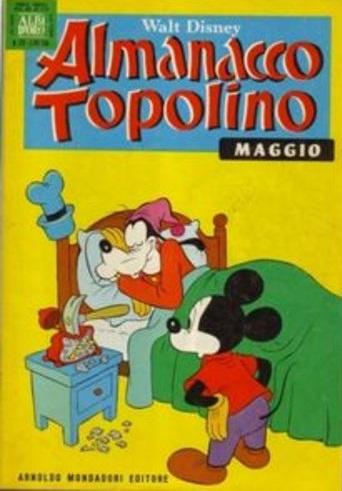 Almanacco Topolino n. 173