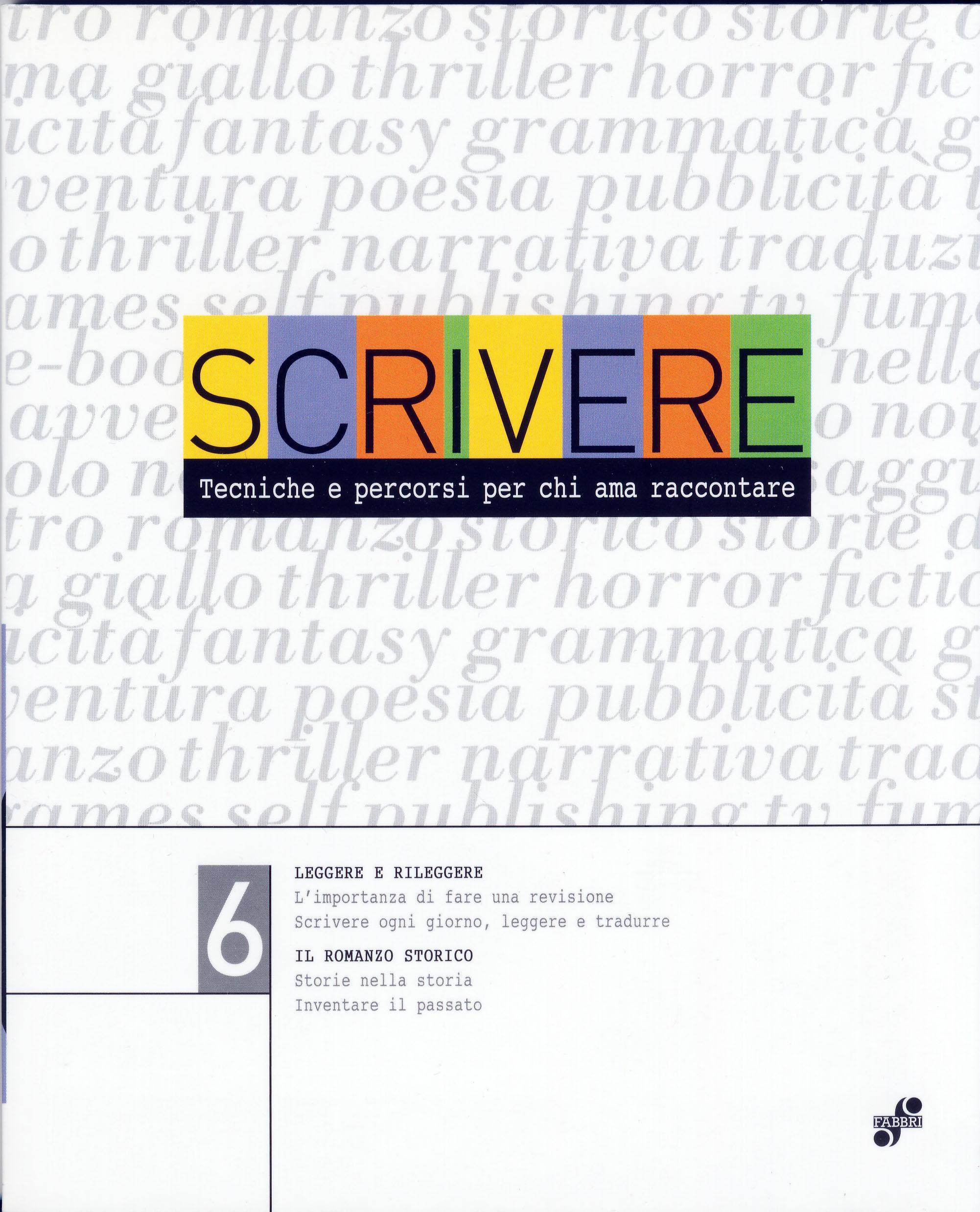 Scrivere - vol. 6