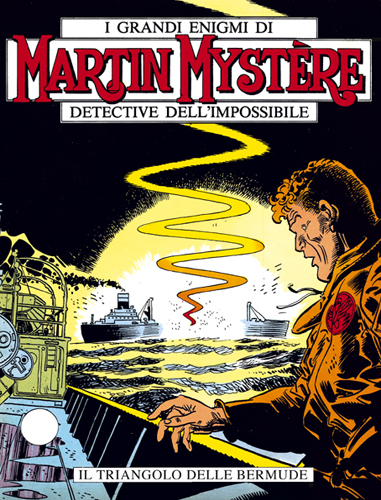 Martin Mystère n. 9