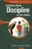 Establishing Effective Discipline for Your Children