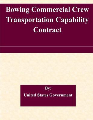 Boeing Commercial Crew Transportation Capability Contract