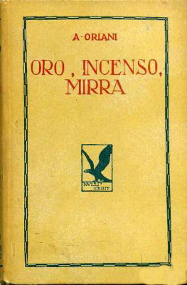 Oro, incenso, mirra