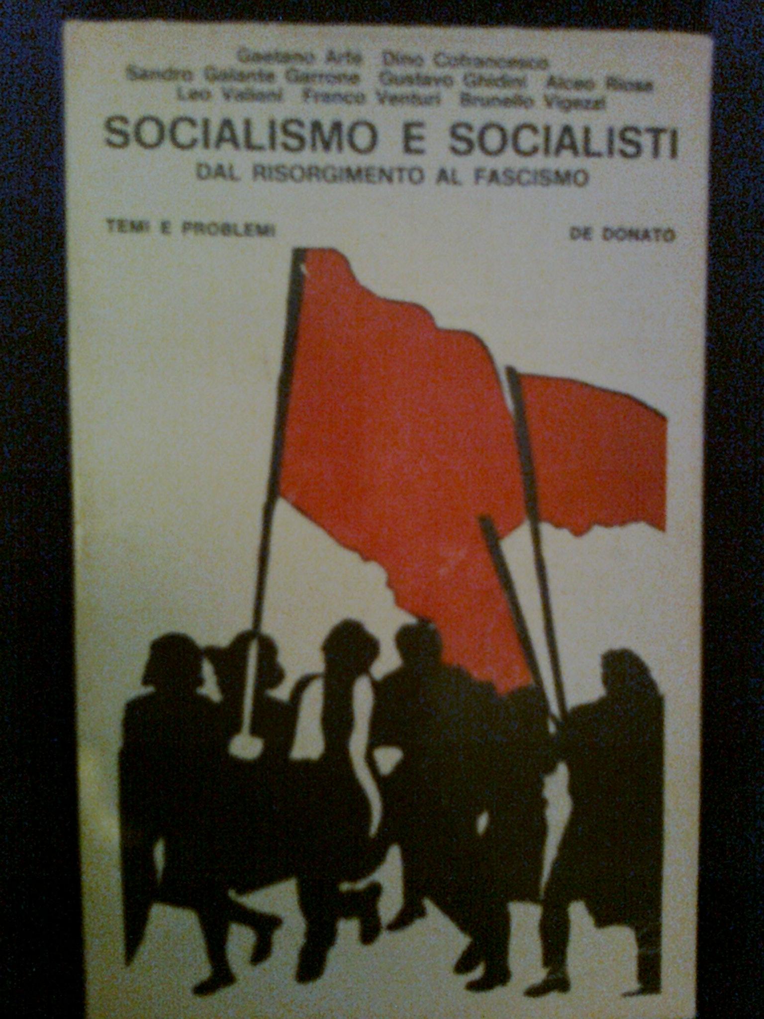 Socialismo e sociali...