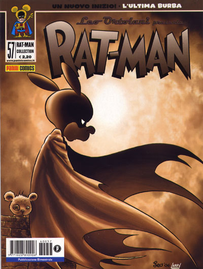 Rat-Man Collection n.57