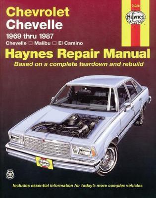 Chevrolet Chevelle, ...