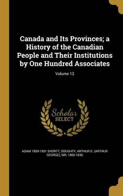 CANADA & ITS PROVINC...
