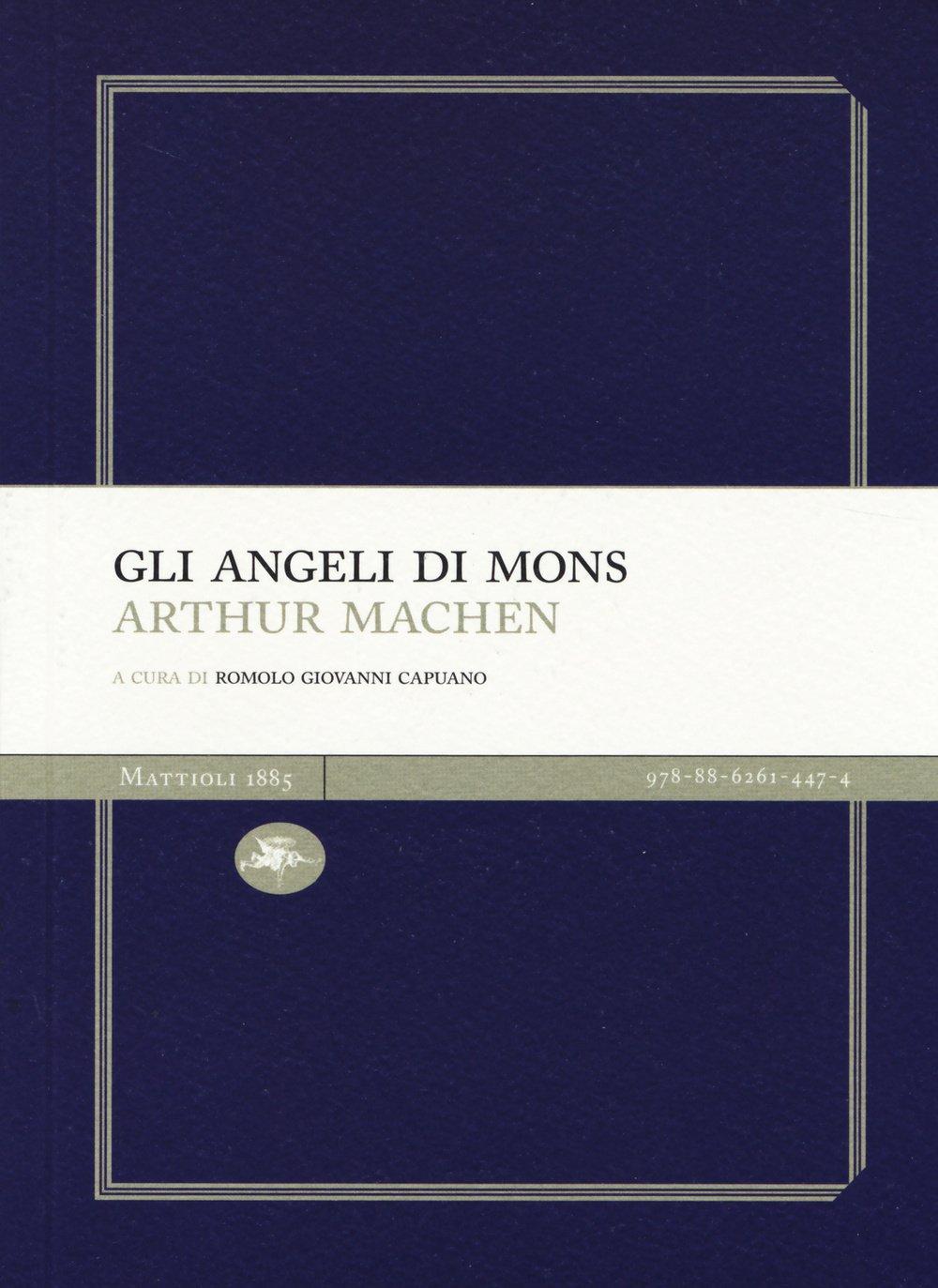 Gli angeli di Mons