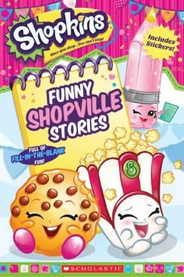 Funny Shopkins Stories