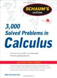 Schaum's 3,000 Solve...