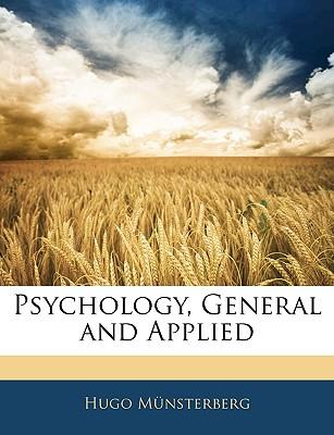 Psychology, General and Applied