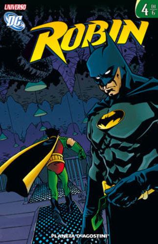 Universo DC - Robin vol. 4 (di 6)