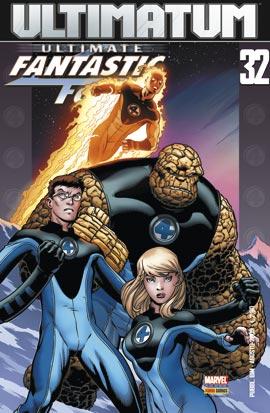 Ultimate Fantastic Four n. 32