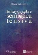Ensayos sobre semiótica tensiva