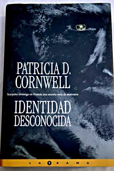 Identidad desconocida