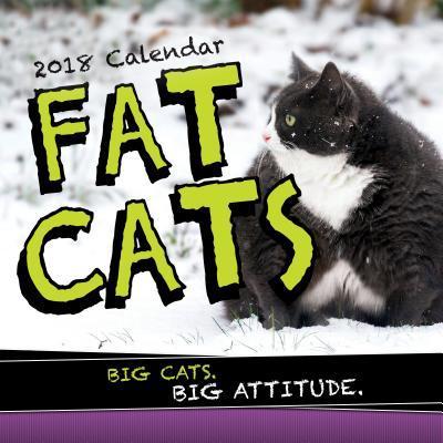Fat Cats 2018 Calendar