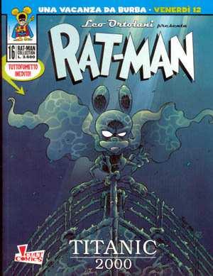 Rat-Man Collection n.16