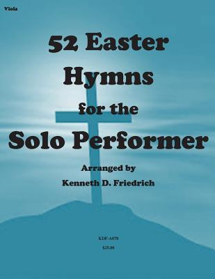 52 Easter Hymns for the Solo Performer - Viola Version