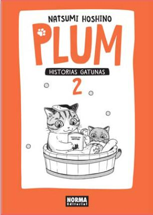 Plum, historias gatunas #2