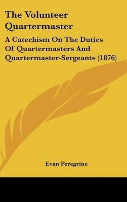 The Volunteer Quartermaster