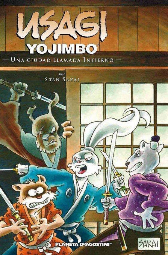 Usagi Yojimbo #27