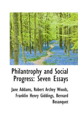 Philantrophy and Soc...