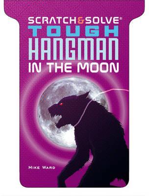 Scratch & Solve Tough Hangman in the Moon