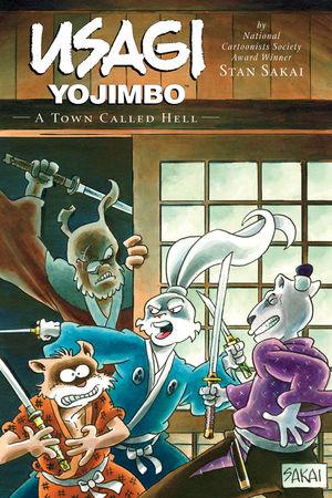 Usagi Yojimbo: Town Called Hell Volume 27