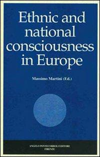 Ethnic and national consciousness in Europe