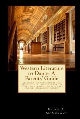 Western Literature to Dante