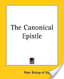 The Canonical Epistle