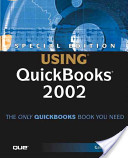 Using QuickBooks 2002