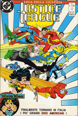 Justice League n. 4