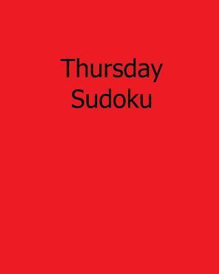 Thursday Sudoku