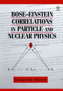 Bose-Einstein correlations in particle and nuclear physics